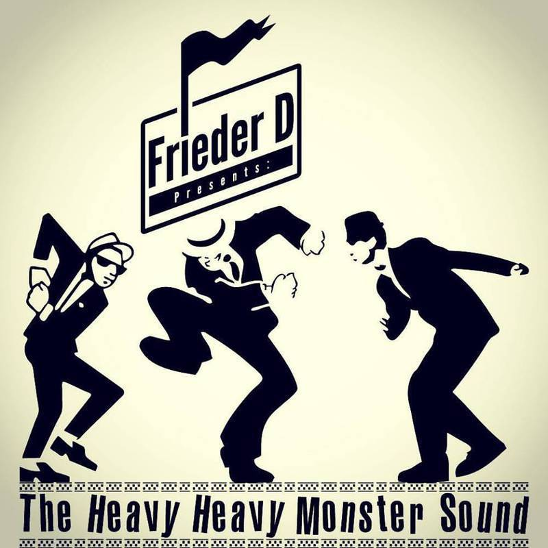 This is the Heavy Heavy Monster Sound - Keep on skankin' and be yourself! - free mixtape
