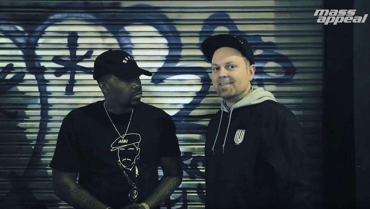 DJ Shadow und NAS releasen gemeinsamen Track 'Systematic' // Audio + Video
