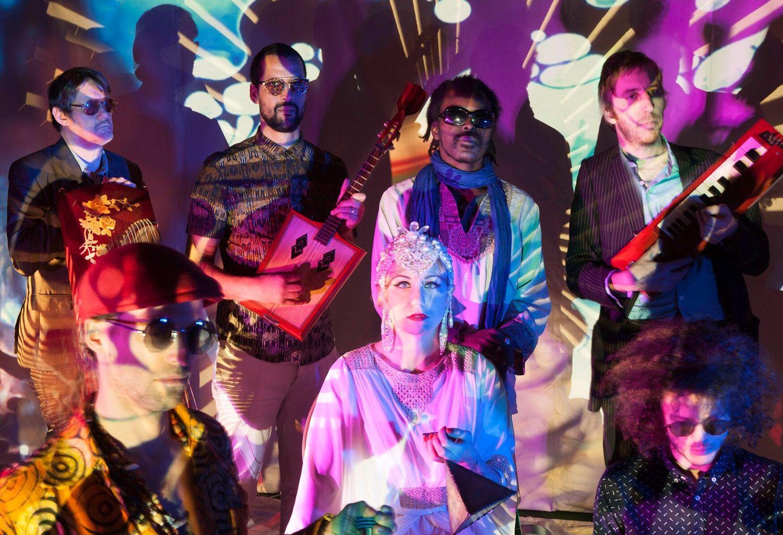 Happy Releaseday: The Heliocentrics - A World Of Masks // full Album stream + Xclusive Mix x Mixology