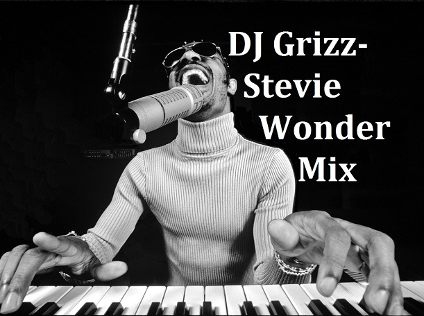 DJ Grizz - Stevie Wonder Mix
