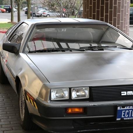 Warum ich mir einen DeLorean gekauft habe ...