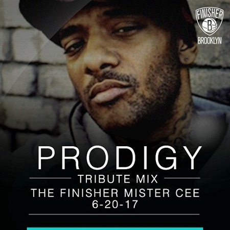 PRODIGY (Mopp Deep) - TRIBUTE MIX BY MISTER CEE (FREE DL)