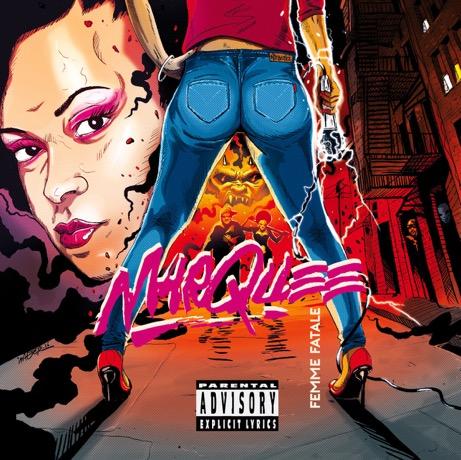 Album-Tipp: Marquee - Femme Fatale // full stream