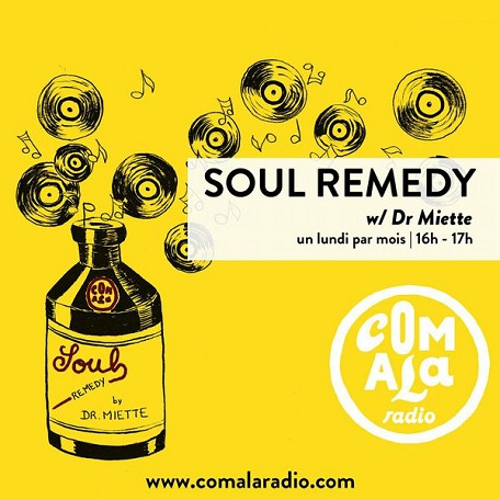 Soul Remedy #5 – Dr Miette – free podcast