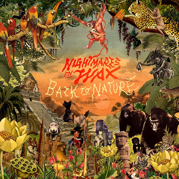 The king of chillout is back: Nightmares on Wax - Back to Nature (animated Video)