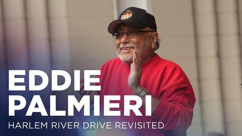 'Harlem River Drive' revisited with Eddie Palmieri : NPR : full concert video