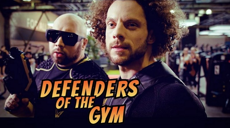 Papillon Rising – Defenders of the Gym (Directors Cut) [Video]