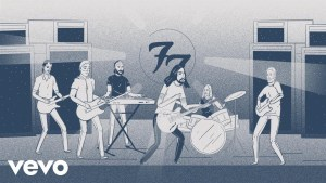 Foo Fighters - The Making of Concrete and Gold (animated video) // full album stream