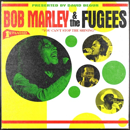 Bob Marley & The Fugees: You Can't Stop The Shining (MashUp-/Remix-Album) // full Album stream + free download