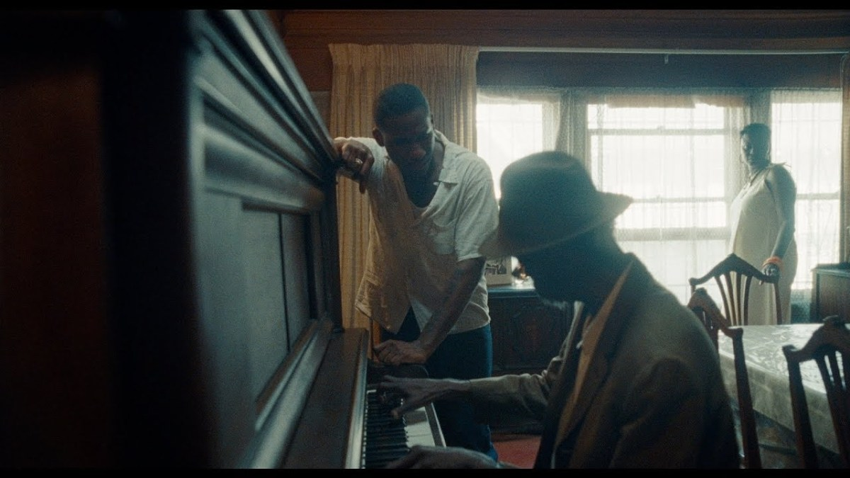 ODESZA - Across the Room feat. Leon Bridges (official Video)