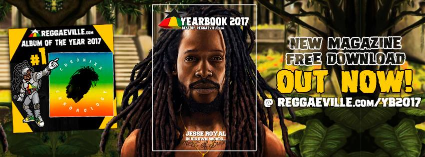 REGGAEVILLE YEARBOOK 2017 // full view + free download