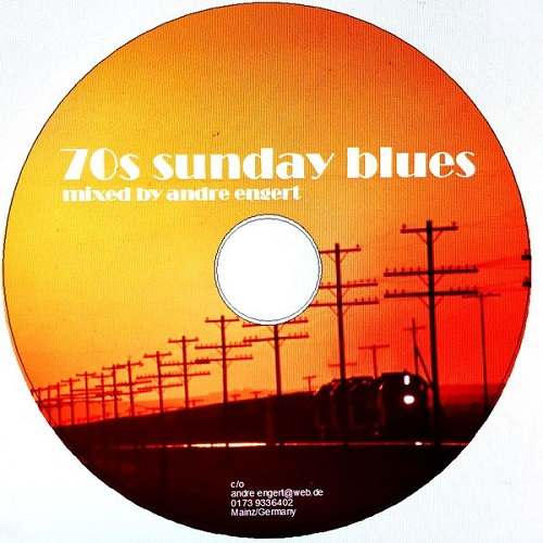 70's sunday blues mixtape