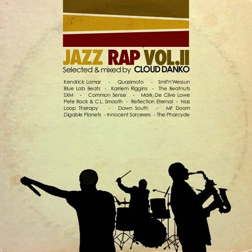 DJ Danko presents: Jazz Rap Vol.II (Mixtape)