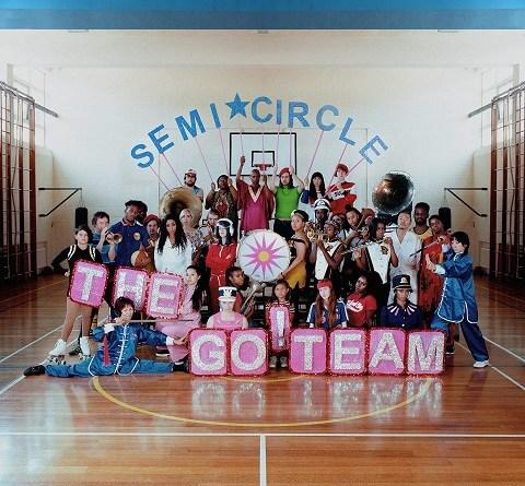 Happy Releaseday: The Go! Team – SEMICIRCLE // Video + full Album stream + Tourdaten