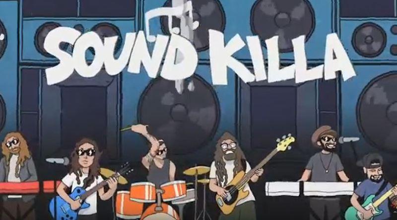 Tribal Seeds – Gunsmoke feat. Protoje (animated video)