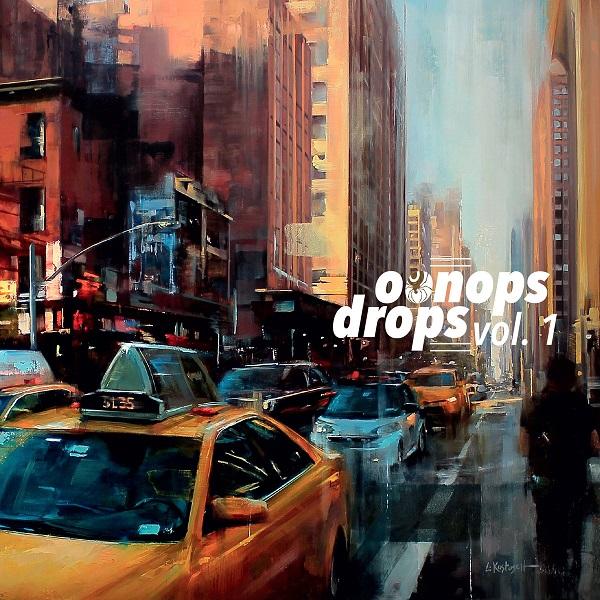 Happy Releaseday: Oonops Drops Vol. 1 - Start der neuen Compilationsreihe für DJs, Vinyl-Aficionados und alle, die an geschmackssicher zusammengestellten Downtempo-Perlen ihre Freude haben! // full stream