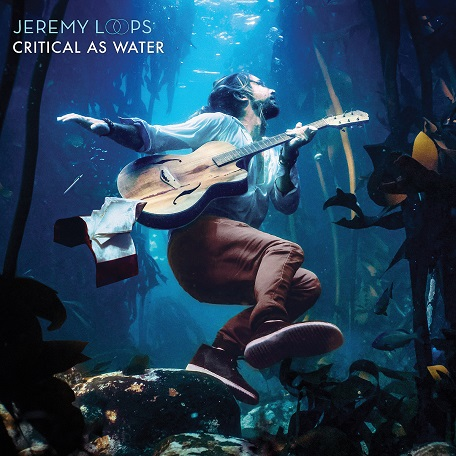 Happy Releaseday: Jeremy Loops - Critical As Water // Video + full Album stream + Tourdaten
