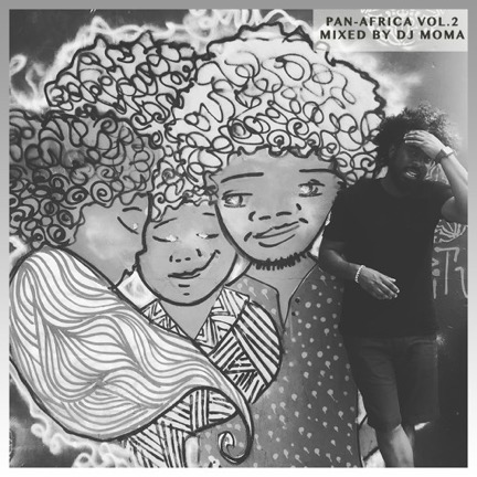 PAN-AFRICA VOL 2 mixed by DJ MOMA // free download