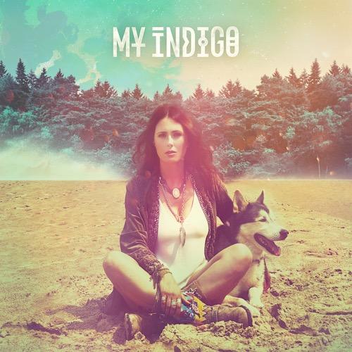 """""""My Indigo"""", das Debütalbum von My Indigo, dem Soloprojekt der Sängerin Sharon den Adel ist da! // Video + full album stream"""