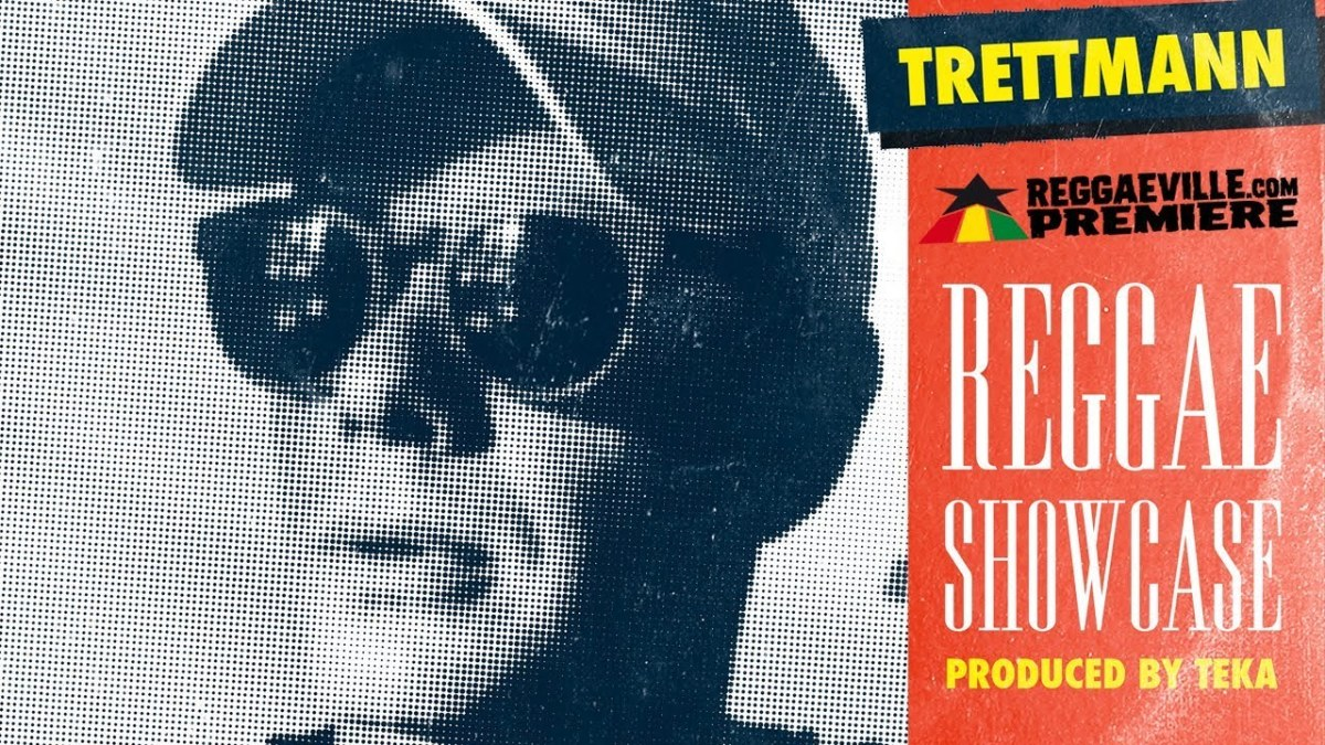 TRETTMANN - Adriano (Reggae RMX) [#DIY Reggae Showcase EP | Official Audio 2017]