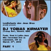 DJ Tobias Kirmayer - Funk, Soul & Latin-Jazz Live Mix **FREE DOWNLOAD**