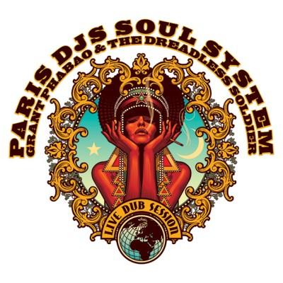 Paris DJs Soul System - Live Dub Session 2018 (full stream + free MP3 Podcast)