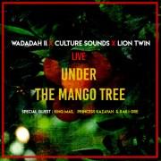 Wadadah II X Culture Sounds X Lion Twin -  Live - Under The Mango Tree- FREE Live Mix