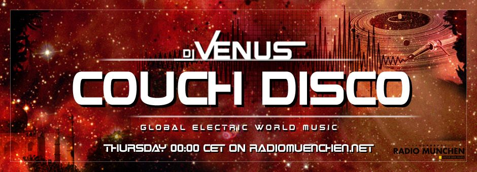 Couch Disco 056 by Dj Venus (Podcast)