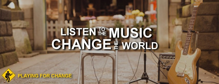 Videopremiere: Playing For Change | Song Around The World | Rasta Children feat. Nattali Rize