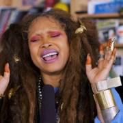 Erykah Badu: Tiny Desk Concert (Video) #npr #tinydesk