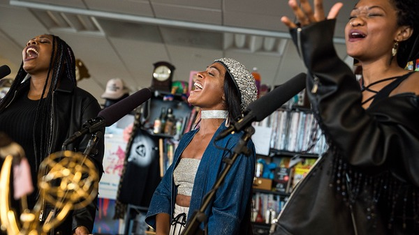 DAWN: Tiny Desk Concert (Video) #npr #tinydesk