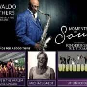 Veranstaltungstipp: Sir Waldo Weathers 🎷präsentiert Moments of Soul 2 - Soul-Friends for a good thing