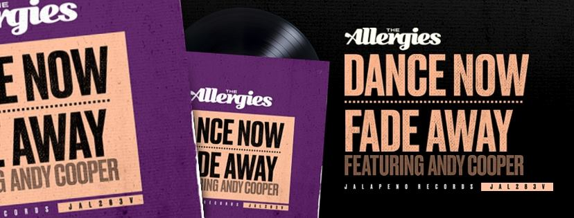 Videopremiere: The Allergies - Dance Now