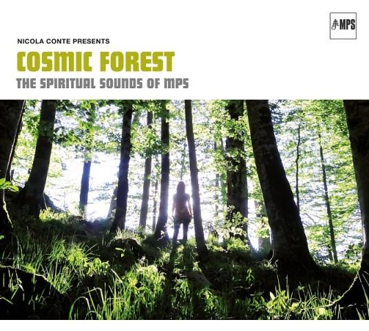 Nicola Conte presents COSMIC FOREST - The Spiritual Sounds of MPS • Video + full album stream • #nicolaconte #mpsrecords #mpsmusic