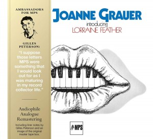 Wiederveröffentlichung: Joanne Grauer introducing Lorraine Feather (MPS-Klassiker) [full Album stream]