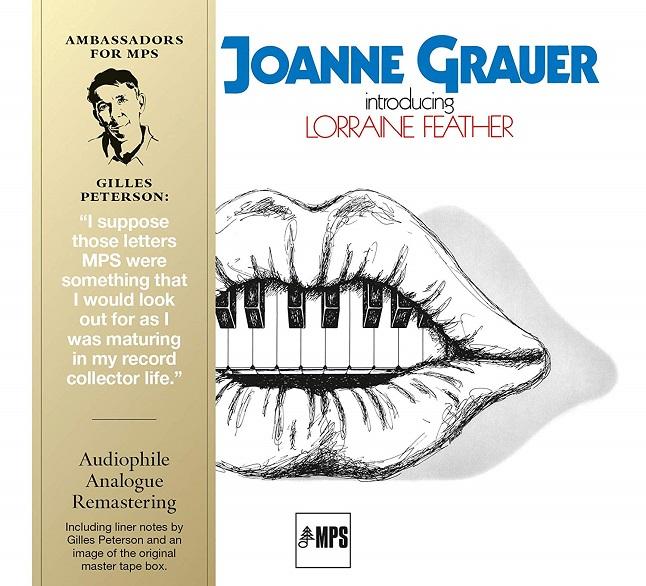 Wiederveröffentlichung: Joanne Grauer introducing Lorraine Feather (MPS-Klassiker) [full Album stream]