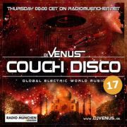 Couch Disco 017 by Dj Venus (Podcast)