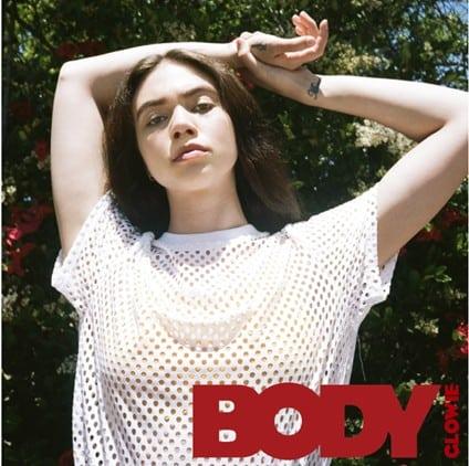 """Introducing: Isländische Newcomerin Glowie mit Single """"Body"""" (Lyric-Video)"""