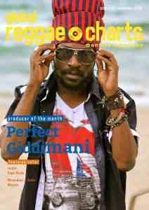 #GRC - Global Reggae Charts – Issue #18 - November 2018 - jetzt mit kostenlosem Mixtape!
