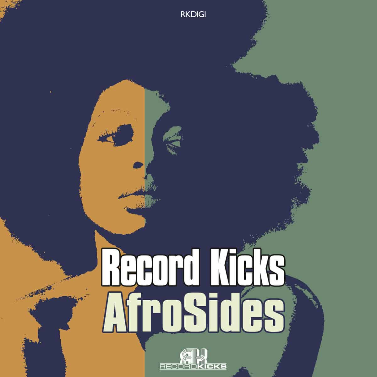 Record Kicks Afro Sides COMPILATION (FULL STREAM)