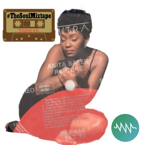 NUWAVERADIO PRESENTS #THESOULMIXTAPE NO.45