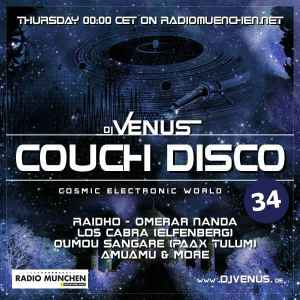 Couch Disco 034 by Dj Venus (Podcast)