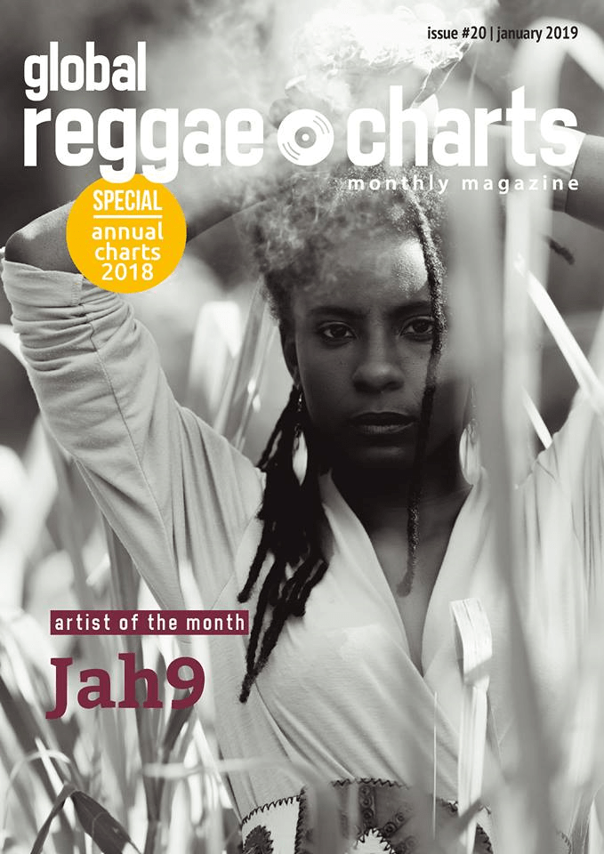 Global Reggae Charts – Issue #20 - Januar 2019 - Online-Magazin + free Mixtape