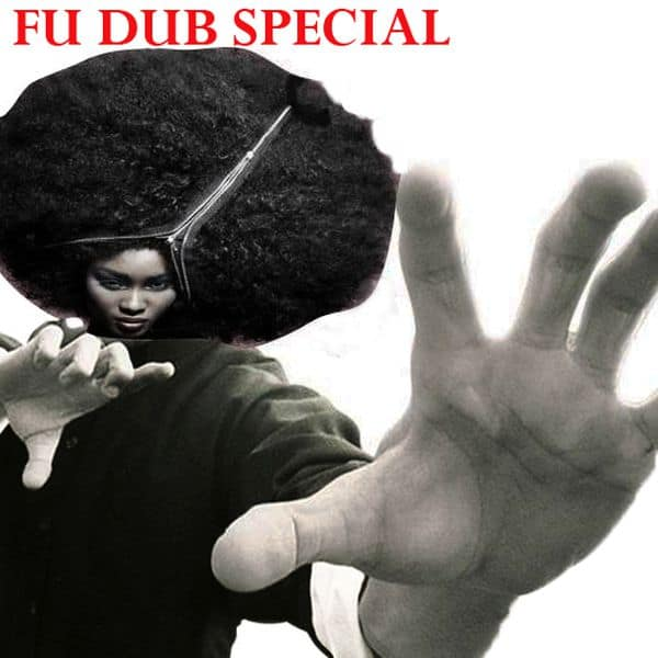 "Dub Kali Rootz and Lady Ting-a-Ling ""Kung Fu Dub Special"" Podcast"