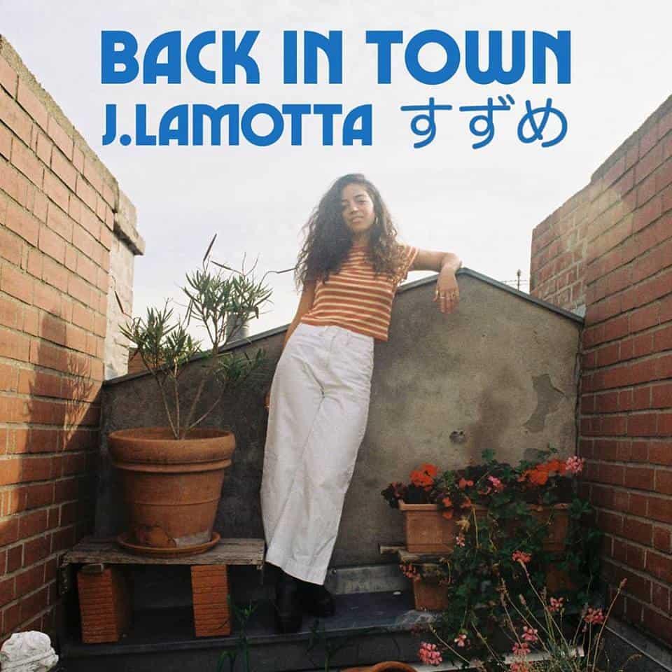 Videopremiere: J.Lamotta すずめ - Back in Town