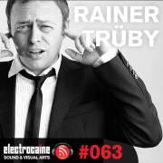 electrocaïne podcast #063 – Rainer Trüby - free download