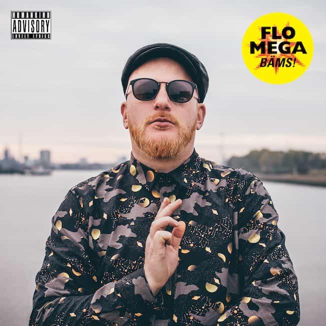 Happy Releaseday: Flo Mega - BÄMS! • Album-Stream + Tourdaten