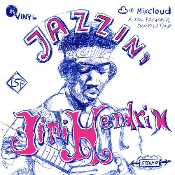 Jazzin' Jimi Hendrix (Mixtape)