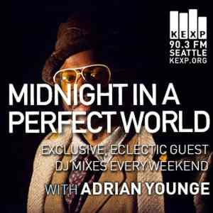 KEXP presents Midnight in a perfect World with Adrian Younge (Mixtape)