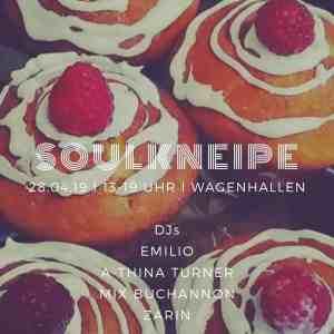 Veranstaltungstipp: Die kleine SOULKNEIPE am 28. April 2019 in Stuttgart